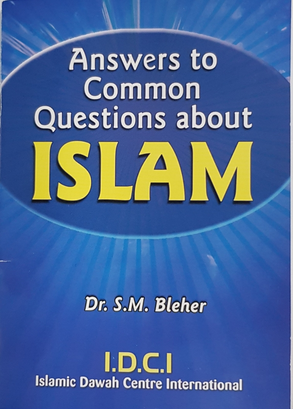 Answers to Common Questions about ISLAM (Box of 100) (Paperback)
