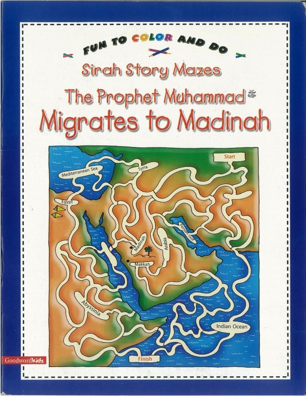 The Prophet Muhammad Migrates to Madinah