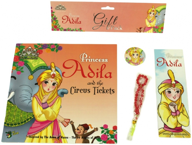 Princess Adila Gift Pack