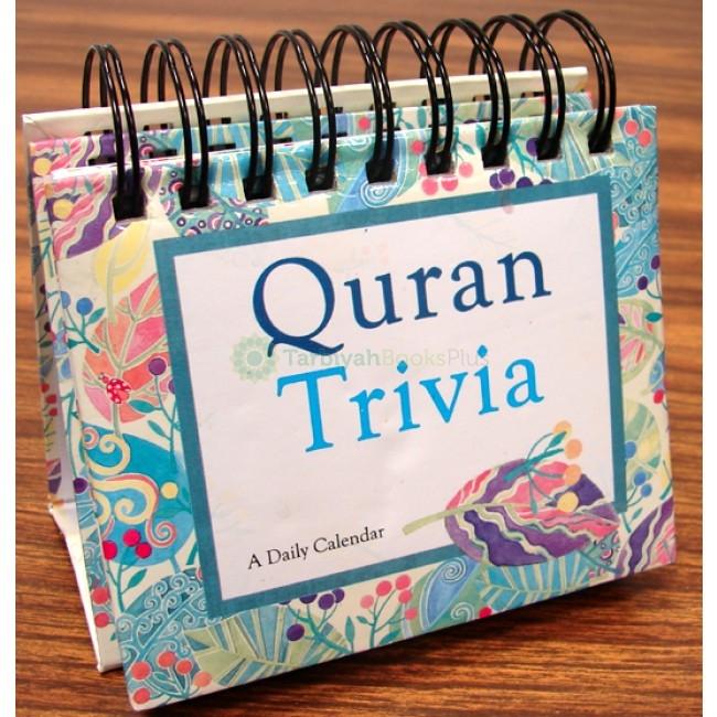 Quran Trivia A Daily Calendar