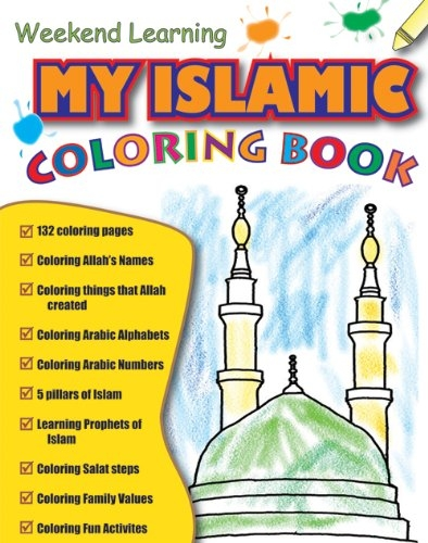 My Islamic Coloring Book - Weekend Learning - Paperback (Children Kids)