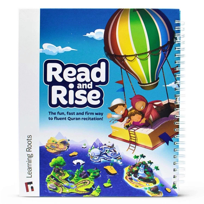 Read and Rise: The Fun, Fast and Firm Way to Fluent Quran Recitation (Children) - Learning Roots
