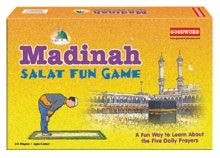Madinah - Salat Fun Game